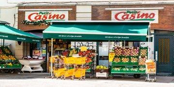 European enforcers raid French supermarkets