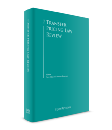 The transfer pricing law review 3d book cover 220x256