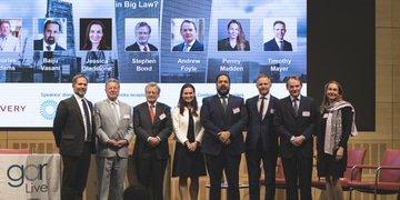 GAR Live London Lookback: is international arbitration at home in Big Law?