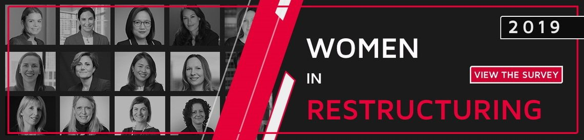Women in Restructuring 2019 - View the survey!