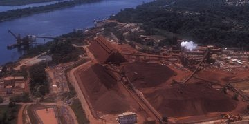 Amazon iron ore mine restructuring approved