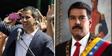 Venezuela's rival governments clash in US court