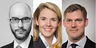 Swiss chambers adds three new faces