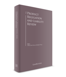 The product regulation and liability review 220x256