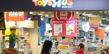 """Toys """"R"""" Us in battle over Asian joint venture"""