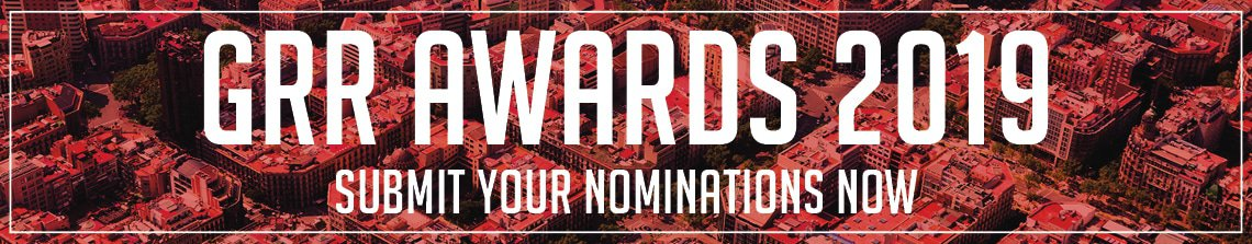 GRR Awards 2019 - Submit your nominations now