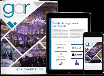 GAR Magazine - Volume 14 Issue 3