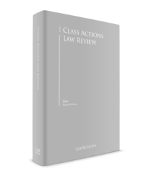 Class actions law review 220x256