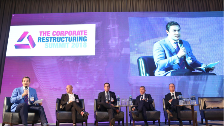 Corporate Restructuring Summit, Dubai: Debt-to-equity swaps in the Gulf