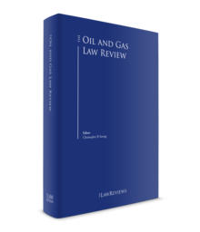 Oil and gas law review 220x256
