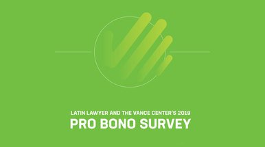 Latin Lawyer and the Vance Center's Pro Bono Survey