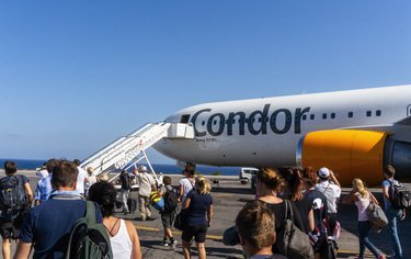 Thomas Cook's German airline to keep flying as UK fallout spreads