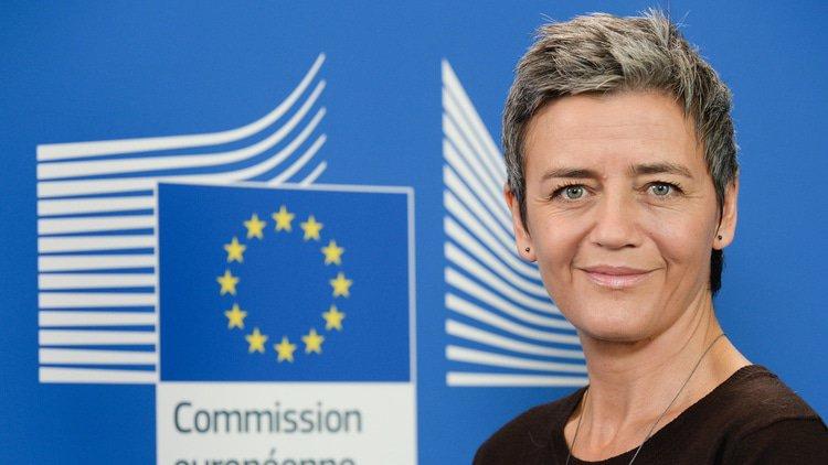 Vestager: EU is considering value-based thresholds