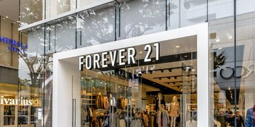 Forever 21 agrees sale