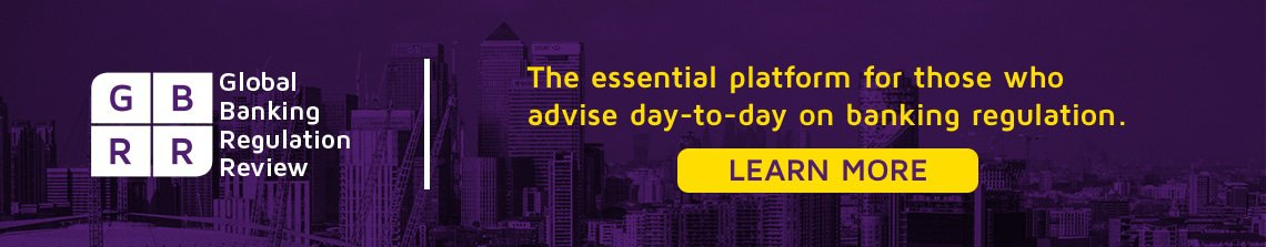 GBRR - The essential platform for those who advice day-to-day on banking regulation - learn more