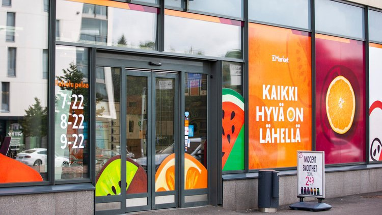 Finland's first merger block will not be appealed