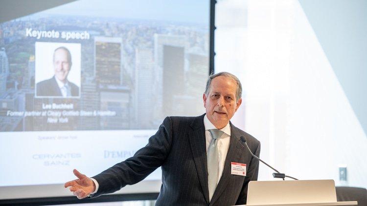 "GRR Live-Latin Lawyer, New York: The ""unique"" case of Venezuela's sovereign debt"