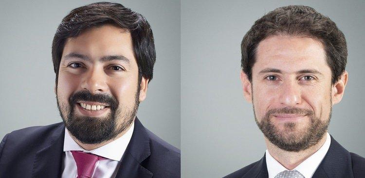 Rodrigo Elías makes two new partners