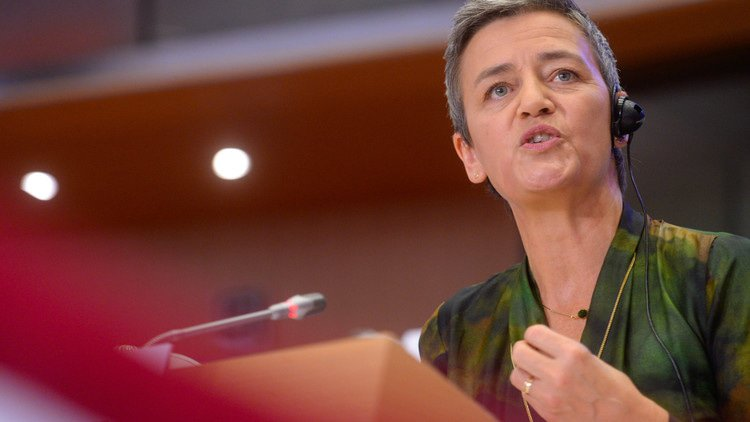 Vestager suggests tools to speed up enforcement