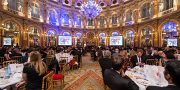 Paris hosts largest ever GAR Awards