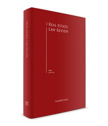 The real estate law review 3d cover 220x256