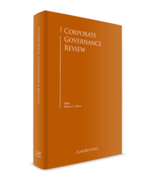 The corporate governance 3d front cover 220x256