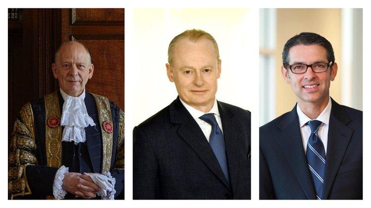 UK judge retires and Hausfeld changes leadership