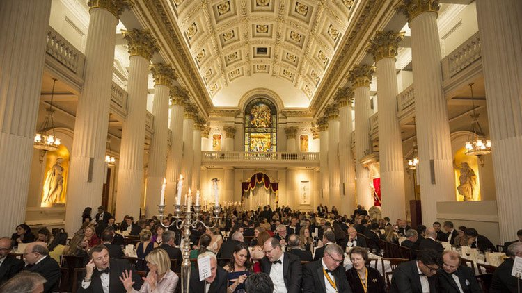 LIDW Gala Dinner - in pictures