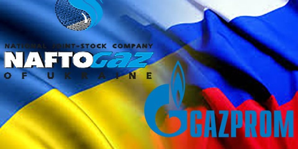 Naftogaz turns to US courts in battle with Gazprom