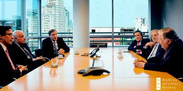 Marval merges with prominent litigation firm Rivera & Asociados