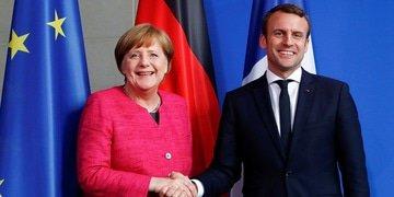 Macron calls for new Google probe