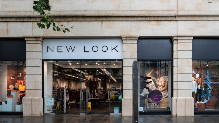 New Look seeks Chapter 15 recognition of English scheme