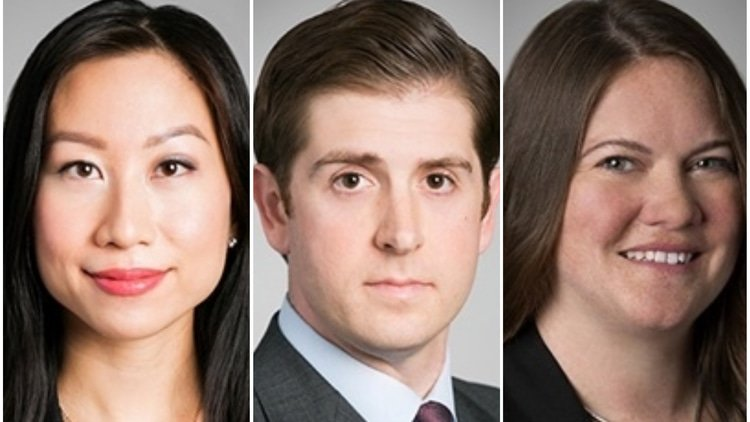 Weil adds restructuring partners in New York and London