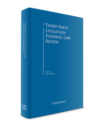 Third party litigation funding law reveiw 3dcover roi 1 220x256