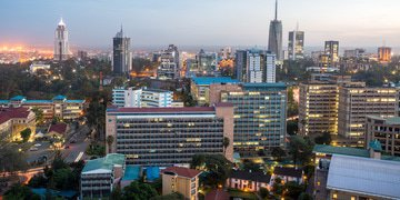Kenya's first administration ends in liquidation