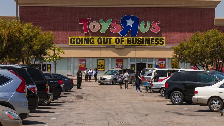 "Toys ""R"" Us resolves Asian joint venture dispute"
