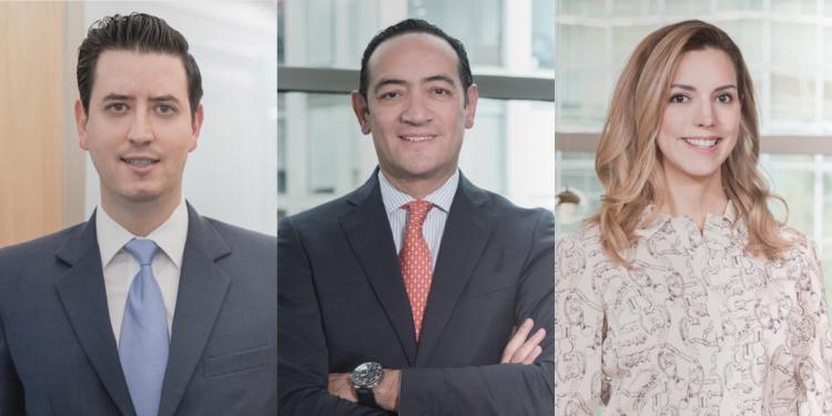 Mexico's González Calvillo promotes three to counsel