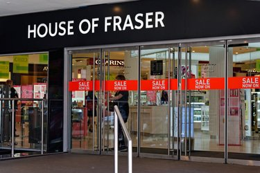 House of Fraser searching for new investor after settling with landlords
