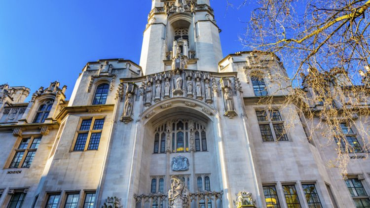 UK Supreme Court sides with tax office in Lehman interest dispute