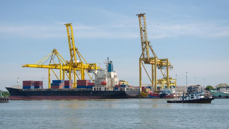 Freight shipping execs take guilty pleas