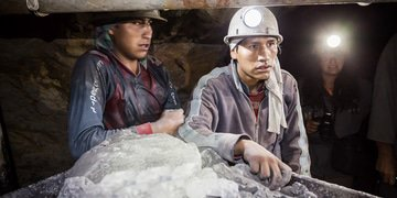 Mining company seeks to enforce against Bolivia