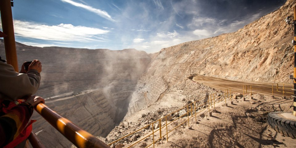 SNC-Lavalin settles Chilean copper mine dispute