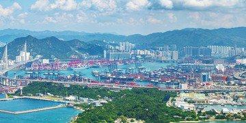 Port alliance probed in Hong Kong