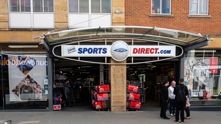 UK retailer accuses Nike and Adidas of abuse