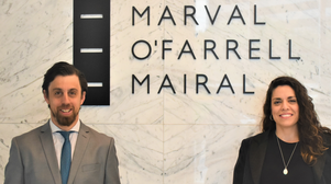 Marval promotes two