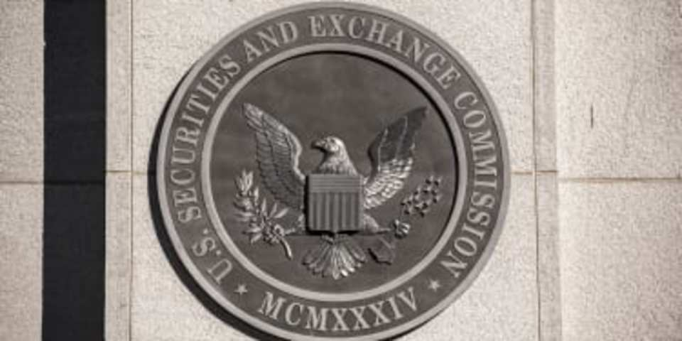 SEC fines increased by 10% in 2019