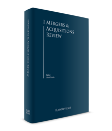 The mergers acquisitions review 220x256