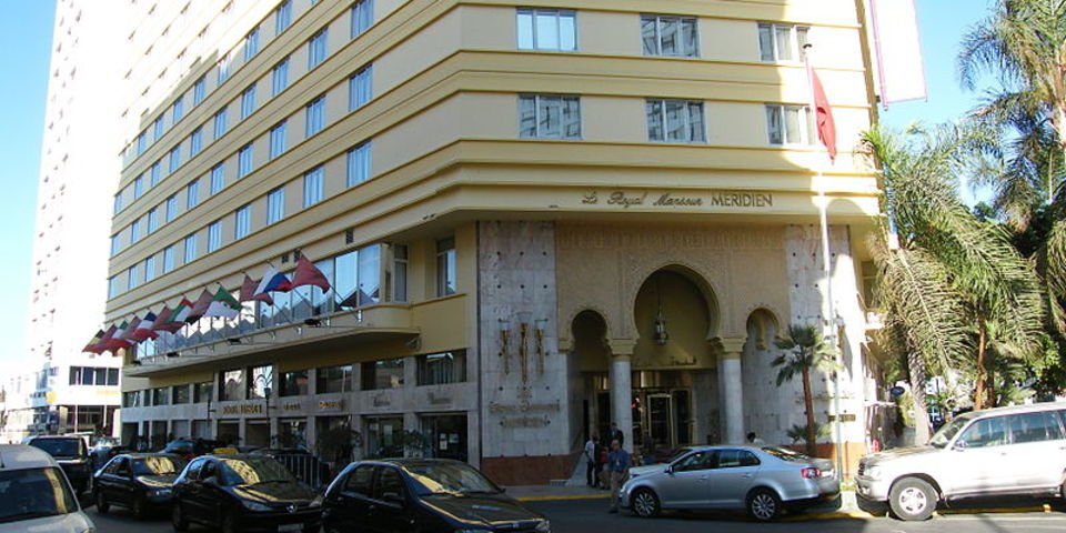 """Alter ego"" seeks foreign assistance in Moroccan hotel dispute"