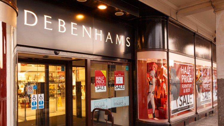 Debenhams creditors approve CVA proposals