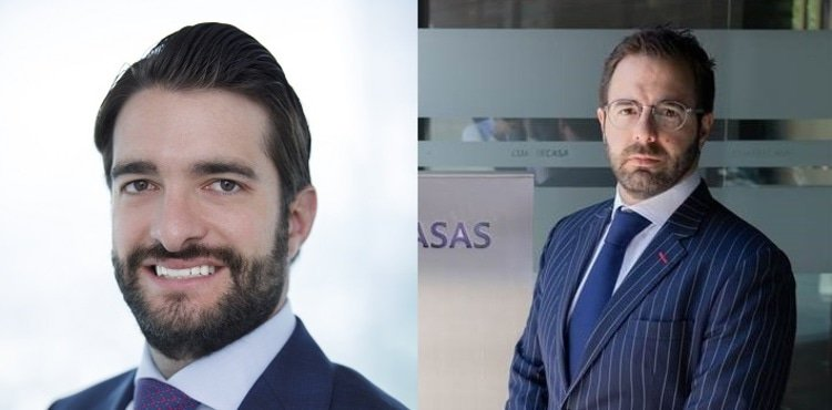 Cuatrecasas promotes two in Mexico City